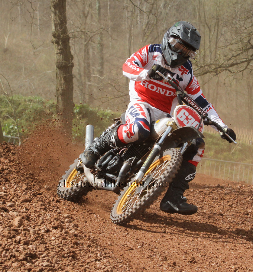 2016 WME PRE 85 EVO MOTOCROSS SERIES ROUND 1 ROSS ON WYE CLASSIC SCRAMBLE PONTRILAS (43)