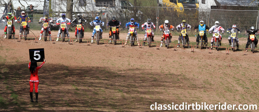 2016 WME PRE 85 EVO MOTOCROSS SERIES ROUND 1 ROSS ON WYE CLASSIC SCRAMBLE PONTRILAS (48)