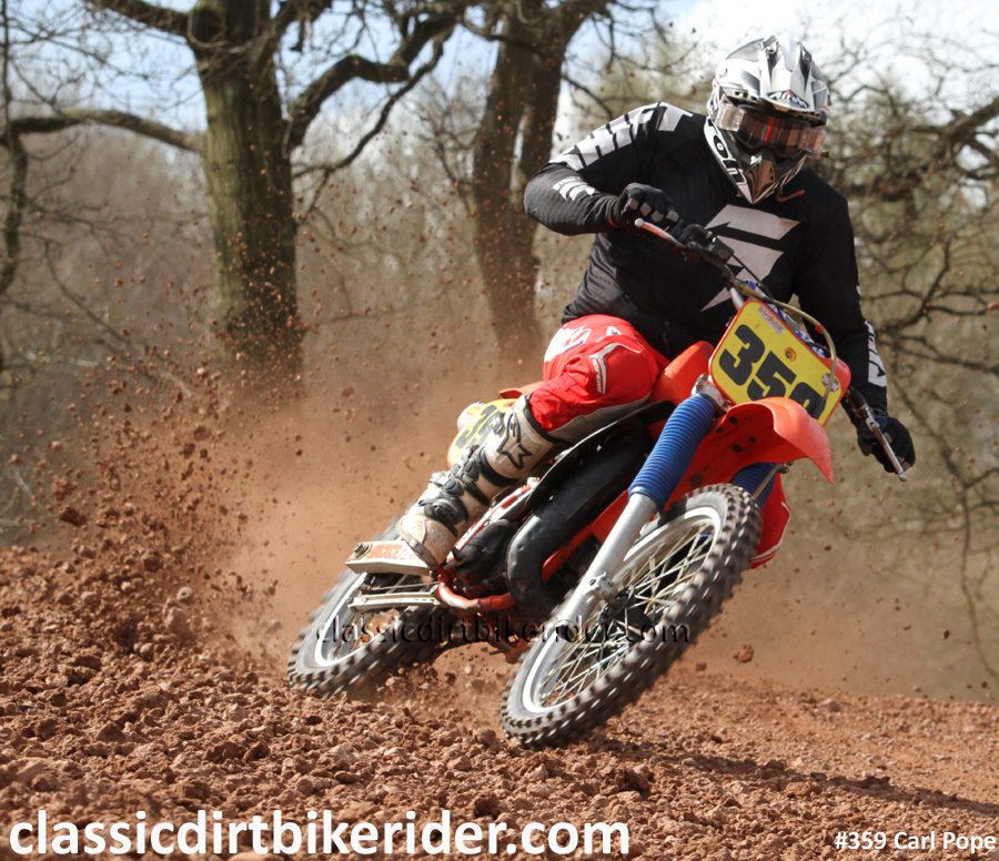 2016 WME PRE 85 EVO MOTOCROSS SERIES ROUND 1 ROSS ON WYE CLASSIC SCRAMBLE PONTRILAS (51)
