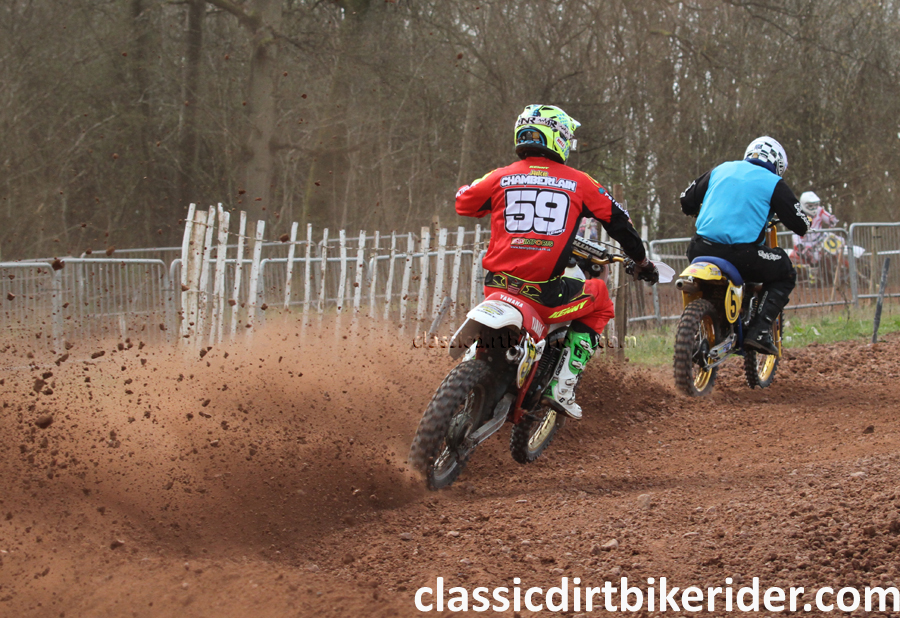 2016 WME PRE 85 EVO MOTOCROSS SERIES ROUND 1 ROSS ON WYE CLASSIC SCRAMBLE PONTRILAS (56)