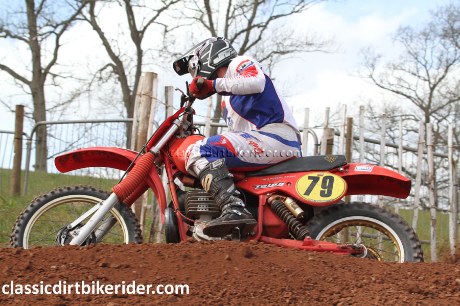 2016 WME PRE 85 EVO MOTOCROSS SERIES ROUND 1 ROSS ON WYE CLASSIC SCRAMBLE PONTRILAS (58)