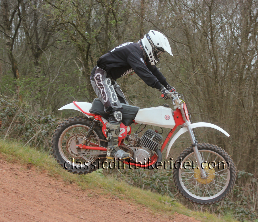 2016 WME PRE 85 EVO MOTOCROSS SERIES ROUND 1 ROSS ON WYE CLASSIC SCRAMBLE PONTRILAS (6)