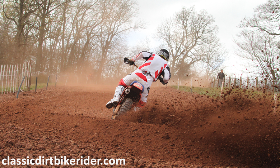 2016 WME PRE 85 EVO MOTOCROSS SERIES ROUND 1 ROSS ON WYE CLASSIC SCRAMBLE PONTRILAS (61)