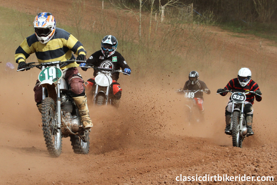 2016 WME PRE 85 EVO MOTOCROSS SERIES ROUND 1 ROSS ON WYE CLASSIC SCRAMBLE PONTRILAS (62)