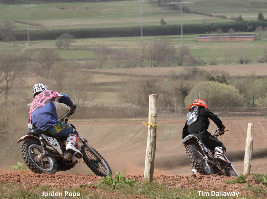 2016 WME PRE 85 EVO MOTOCROSS SERIES ROUND 1 ROSS ON WYE CLASSIC SCRAMBLE PONTRILAS (66)