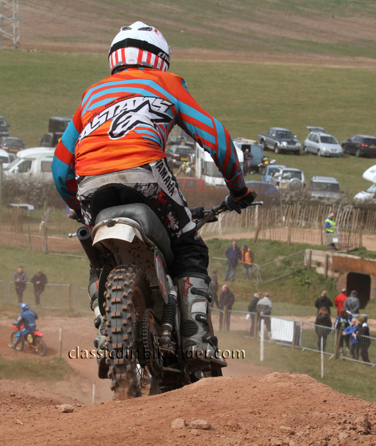 2016 WME PRE 85 EVO MOTOCROSS SERIES ROUND 1 ROSS ON WYE CLASSIC SCRAMBLE PONTRILAS (68)