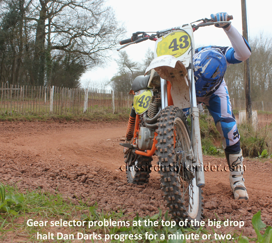2016 WME PRE 85 EVO MOTOCROSS SERIES ROUND 1 ROSS ON WYE CLASSIC SCRAMBLE PONTRILAS (7)