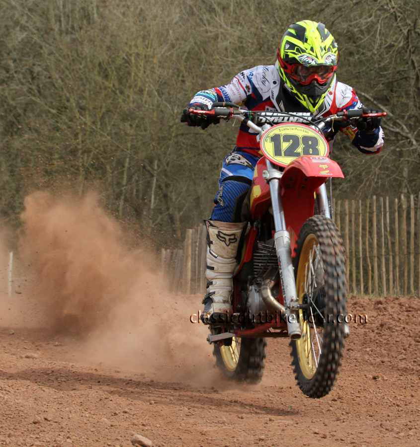 2016 WME PRE 85 EVO MOTOCROSS SERIES ROUND 1 ROSS ON WYE CLASSIC SCRAMBLE PONTRILAS (70)