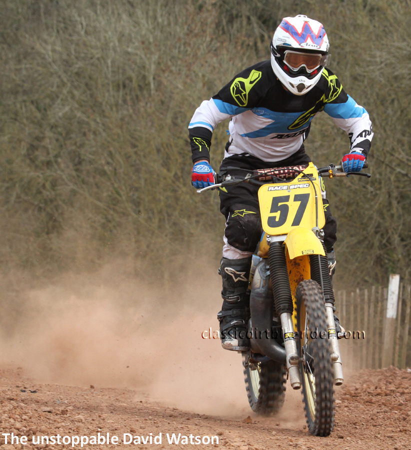 2016 WME PRE 85 EVO MOTOCROSS SERIES ROUND 1 ROSS ON WYE CLASSIC SCRAMBLE PONTRILAS (73)