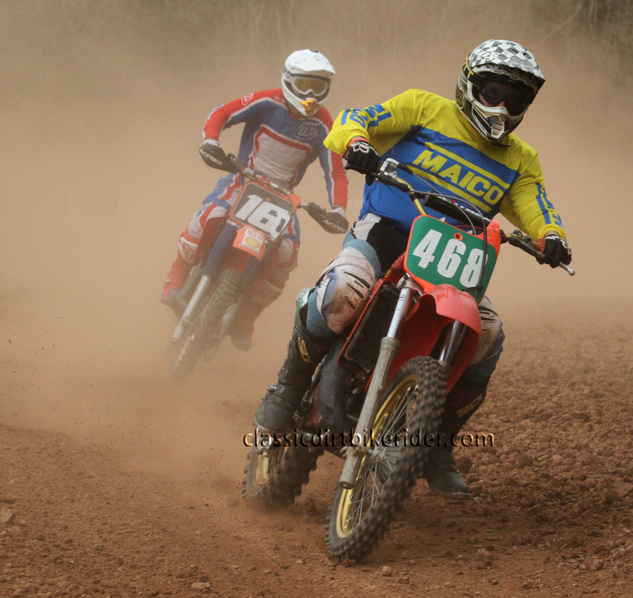 2016 WME PRE 85 EVO MOTOCROSS SERIES ROUND 1 ROSS ON WYE CLASSIC SCRAMBLE PONTRILAS (74)