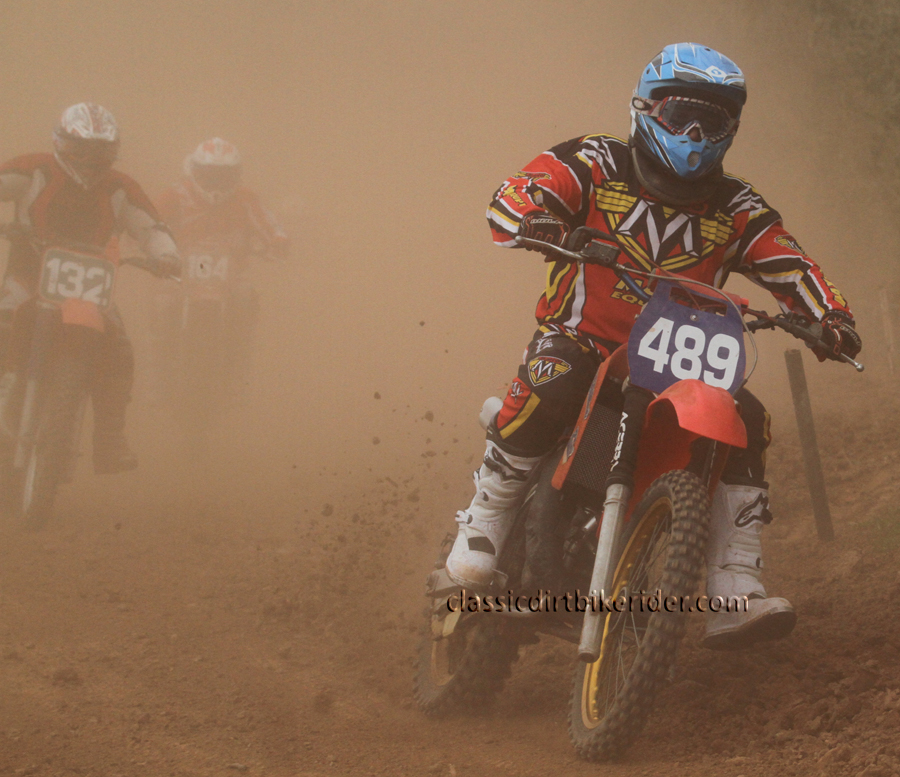 2016 WME PRE 85 EVO MOTOCROSS SERIES ROUND 1 ROSS ON WYE CLASSIC SCRAMBLE PONTRILAS (75)