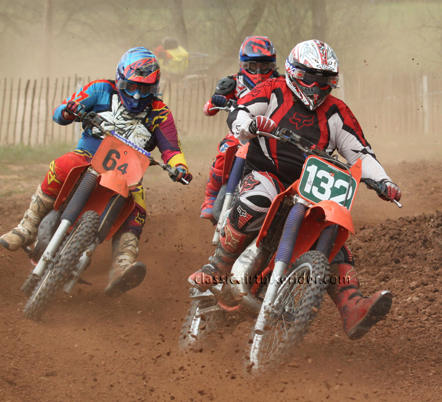 2016 WME PRE 85 EVO MOTOCROSS SERIES ROUND 1 ROSS ON WYE CLASSIC SCRAMBLE PONTRILAS (80)