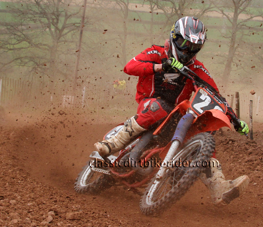 2016 WME PRE 85 EVO MOTOCROSS SERIES ROUND 1 ROSS ON WYE CLASSIC SCRAMBLE PONTRILAS (84)
