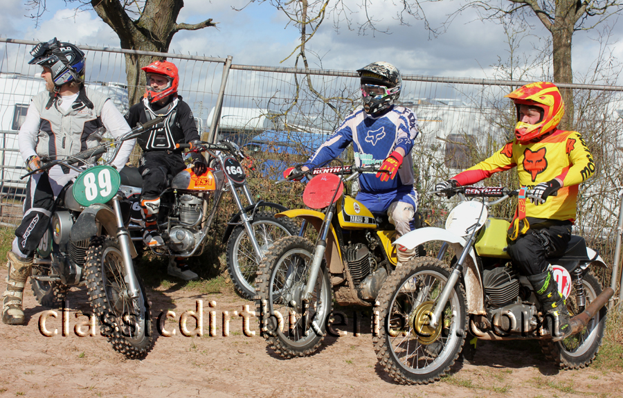 2016 WME PRE 85 EVO MOTOCROSS SERIES ROUND 1 ROSS ON WYE CLASSIC SCRAMBLE PONTRILAS (95)