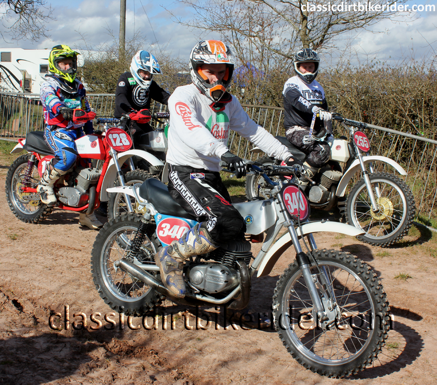 2016 WME PRE 85 EVO MOTOCROSS SERIES ROUND 1 ROSS ON WYE CLASSIC SCRAMBLE PONTRILAS (97)