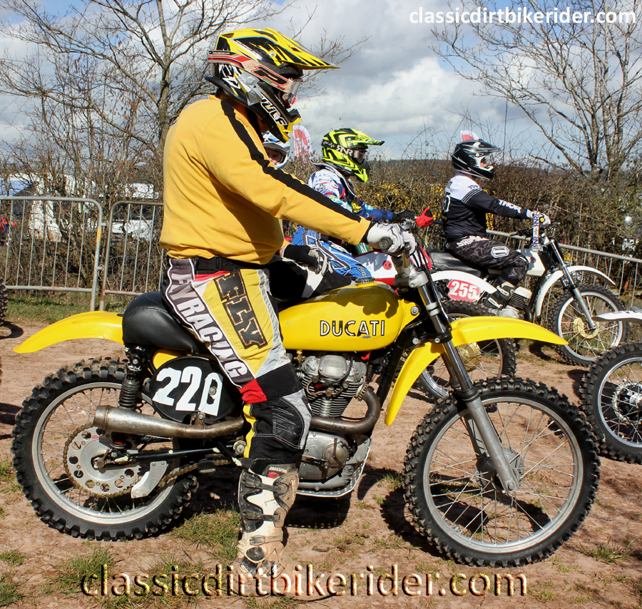 2016 WME PRE 85 EVO MOTOCROSS SERIES ROUND 1 ROSS ON WYE CLASSIC SCRAMBLE PONTRILAS (98)