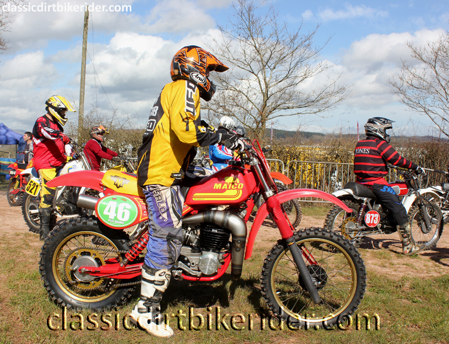 2016 WME PRE 85 EVO MOTOCROSS SERIES ROUND 1 ROSS ON WYE CLASSIC SCRAMBLE PONTRILAS (99)
