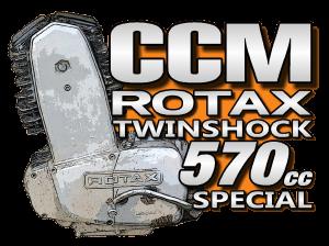 CCM ROTAX BIG BORE 570cc TWINSHOCK MOTOCROSS SPECIAL copy