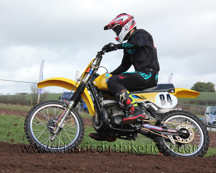 National Twinshock Championship Round 1 Polesworth March 2016 classicdirtbikerider.com Photo By Mr J 14