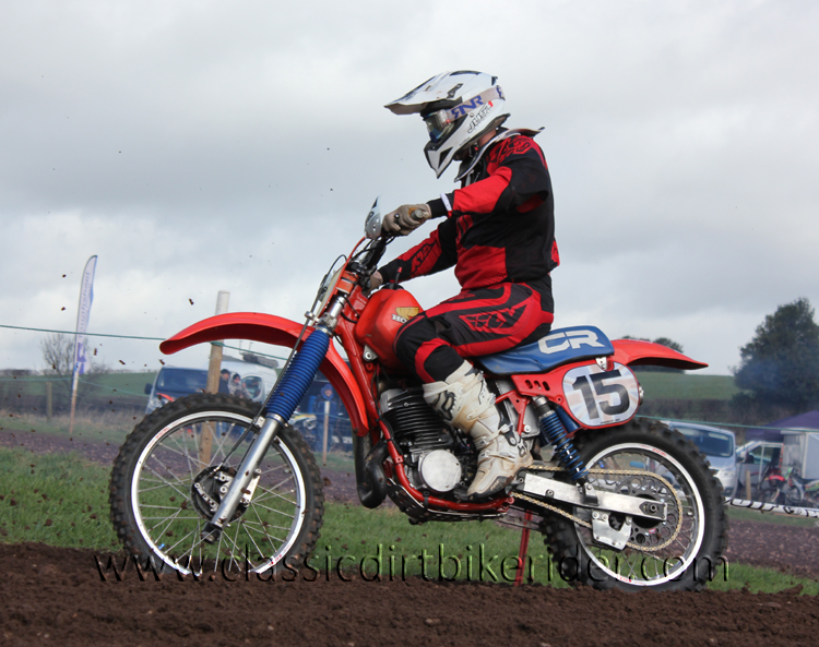 National Twinshock Championship Round 1 Polesworth March 2016 classicdirtbikerider.com Photo By Mr J 16