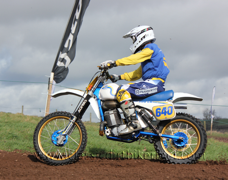 National Twinshock Championship Round 1 Polesworth March 2016 classicdirtbikerider.com Photo By Mr J 17