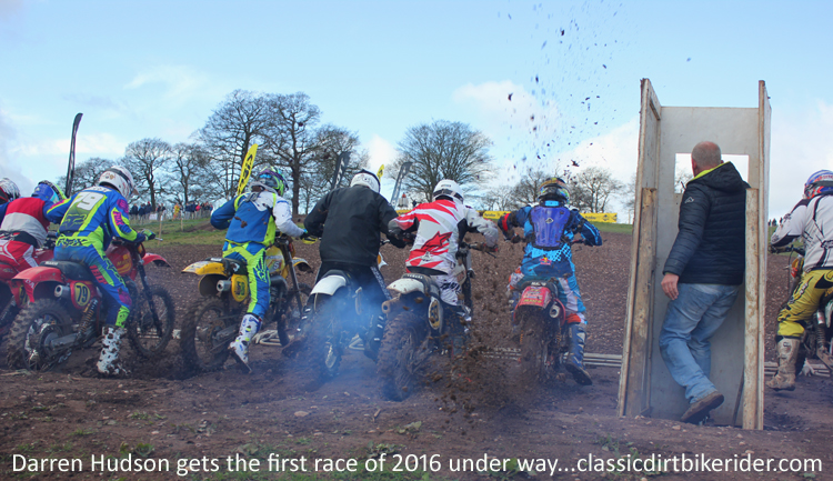 National Twinshock Championship Round 1 Polesworth March 2016 classicdirtbikerider.com Photo By Mr J 26