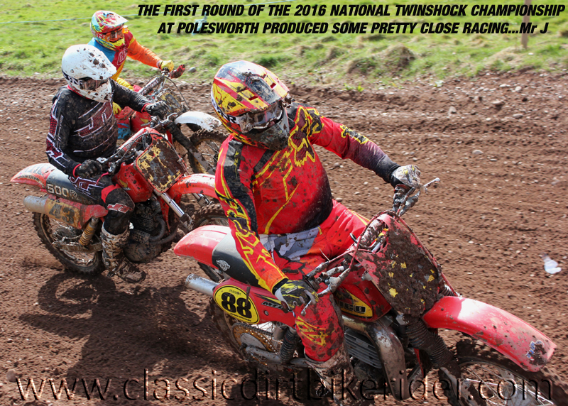 National Twinshock Championship Round 1 Polesworth March 2016 classicdirtbikerider.com Photo By Mr J 38