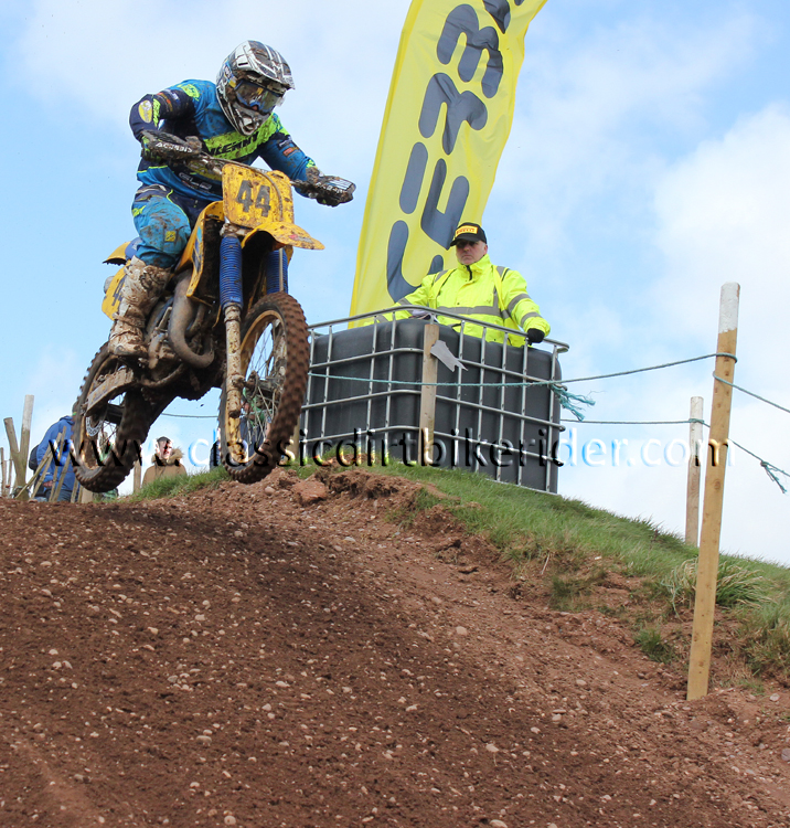 National Twinshock Championship Round 1 Polesworth March 2016 classicdirtbikerider.com Photo By Mr J 43