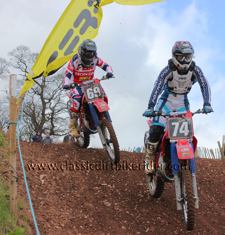 National Twinshock Championship Round 1 Polesworth March 2016 classicdirtbikerider.com Photo By Mr J 48