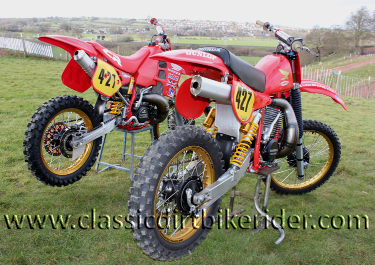 National Twinshock Championship Round 1 Polesworth March 2016 classicdirtbikerider.com Photo By Mr J 5
