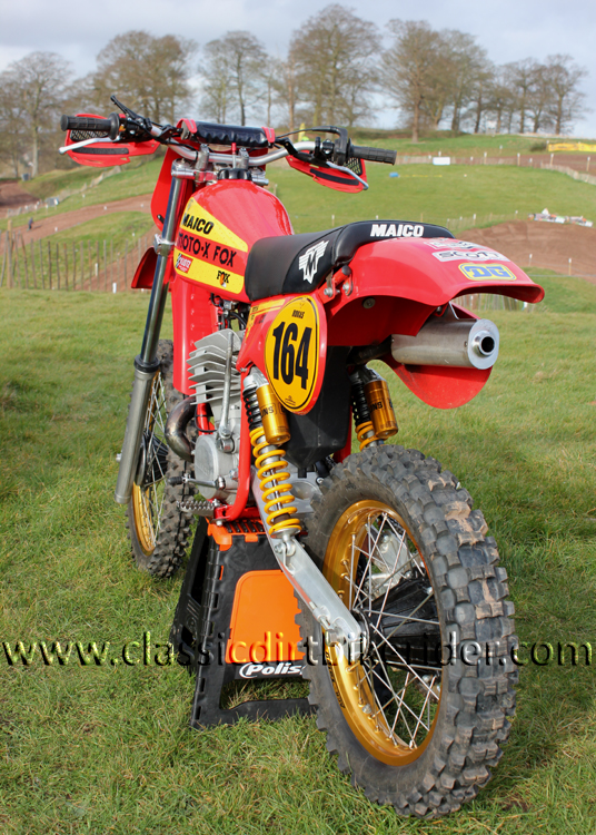 National Twinshock Championship Round 1 Polesworth March 2016 classicdirtbikerider.com Photo By Mr J 6