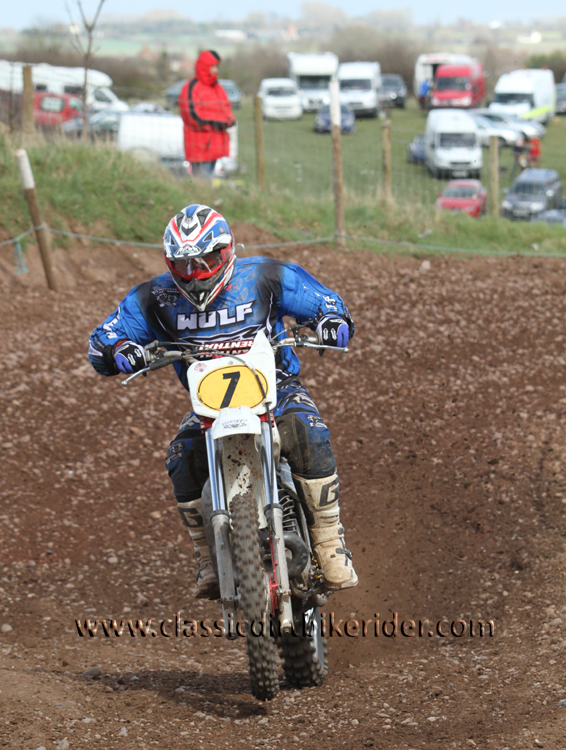 National Twinshock Championship Round 1 Polesworth March 2016 classicdirtbikerider.com Photo By Mr J 60