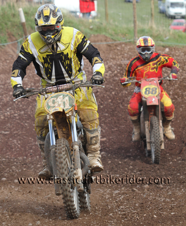 National Twinshock Championship Round 1 Polesworth March 2016 classicdirtbikerider.com Photo By Mr J 64