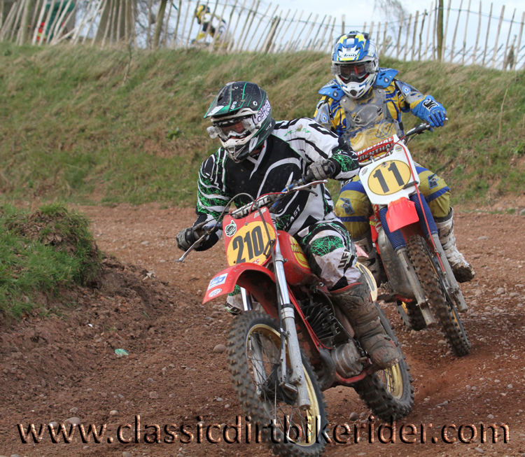 National Twinshock Championship Round 1 Polesworth March 2016 classicdirtbikerider.com Photo By Mr J 70