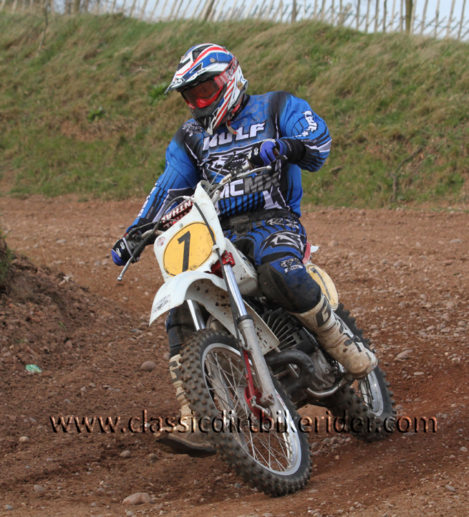 National Twinshock Championship Round 1 Polesworth March 2016 classicdirtbikerider.com Photo By Mr J 71