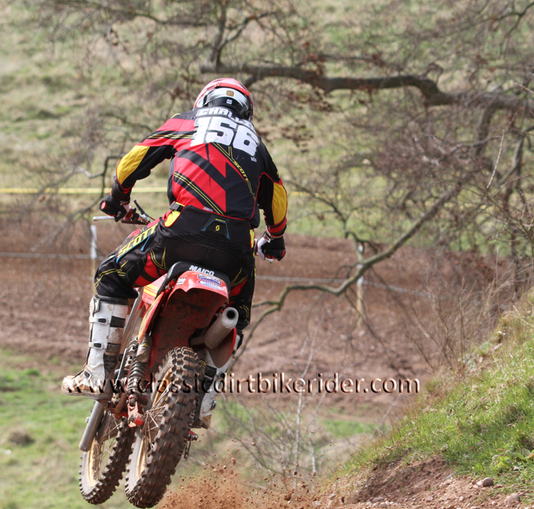 National Twinshock Championship Round 1 Polesworth March 2016 classicdirtbikerider.com Photo By Mr J 76
