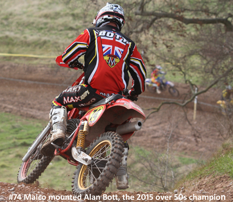 National Twinshock Championship Round 1 Polesworth March 2016 classicdirtbikerider.com Photo By Mr J 77