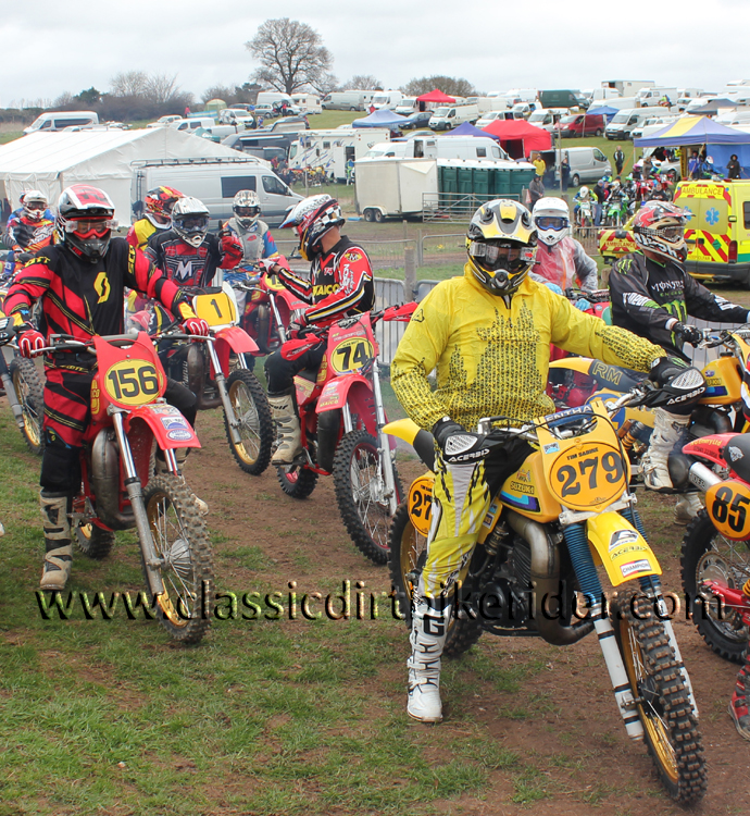 National Twinshock Championship Round 1 Polesworth March 2016 classicdirtbikerider.com Photo By Mr J 8