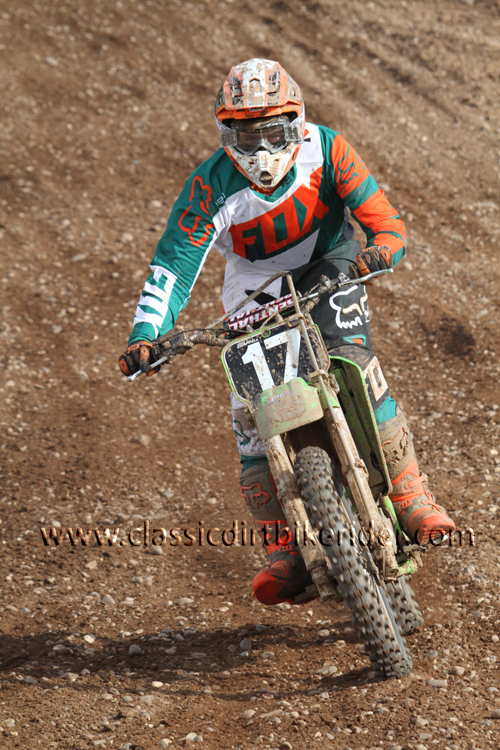 National Twinshock Championship Round 1 Polesworth March 2016 classicdirtbikerider.com Photo By Mr J 81
