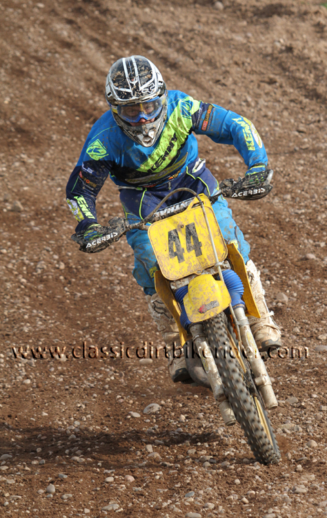 National Twinshock Championship Round 1 Polesworth March 2016 classicdirtbikerider.com Photo By Mr J 82
