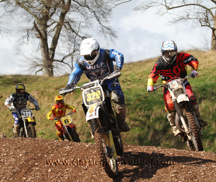 National Twinshock Championship Round 1 Polesworth March 2016 classicdirtbikerider.com Photo By Mr J 86