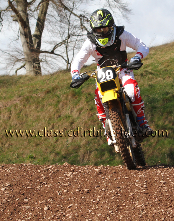 National Twinshock Championship Round 1 Polesworth March 2016 classicdirtbikerider.com Photo By Mr J 88