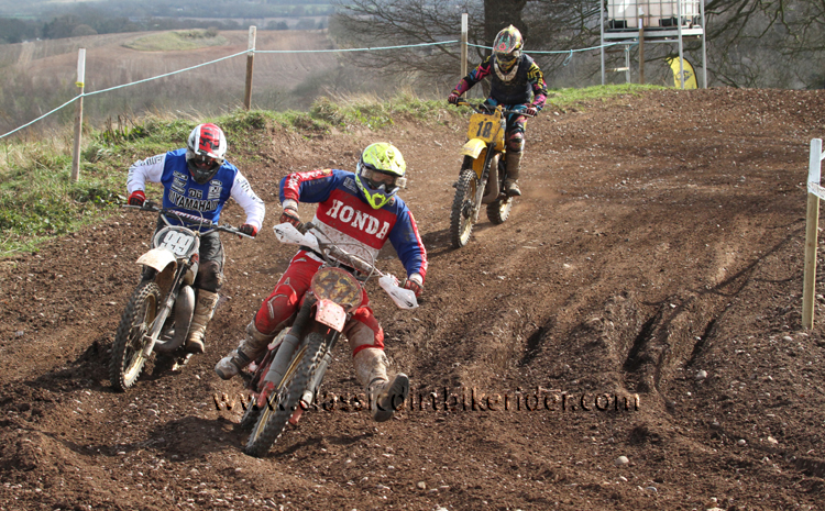 National Twinshock Championship Round 1 Polesworth March 2016 classicdirtbikerider.com Photo By Mr J 90