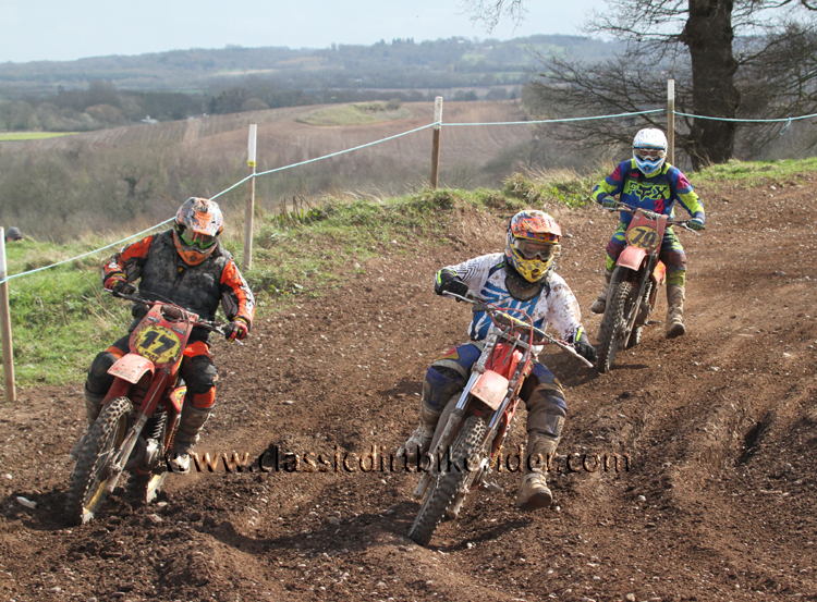 National Twinshock Championship Round 1 Polesworth March 2016 classicdirtbikerider.com Photo By Mr J 91
