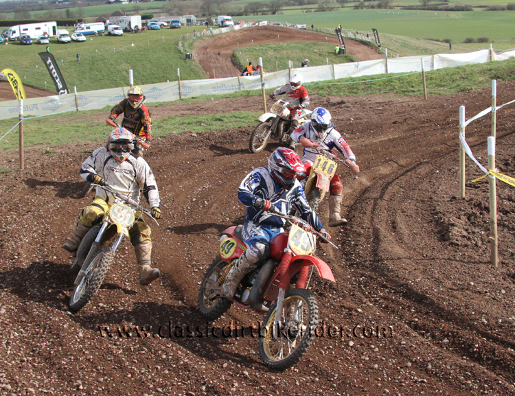 National Twinshock Championship Round 1 Polesworth March 2016 classicdirtbikerider.com Photo By Mr J 92
