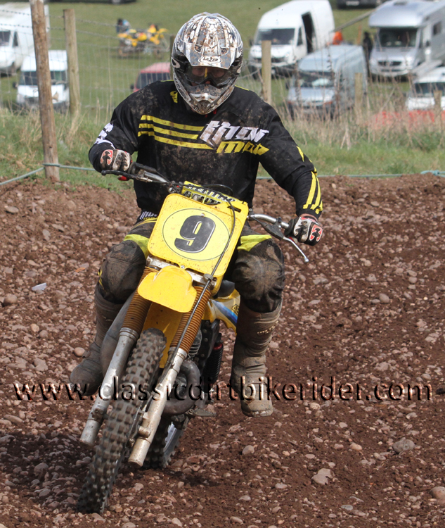 National Twinshock Championship Round 1 Polesworth March 2016 classicdirtbikerider.com Photo By Mr J 97