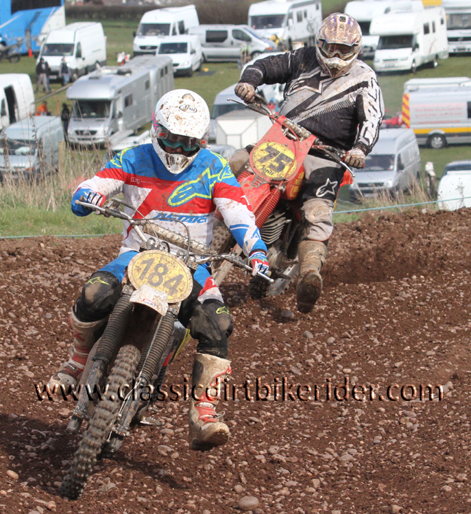 National Twinshock Championship Round 1 Polesworth March 2016 classicdirtbikerider.com Photo By Mr J 99