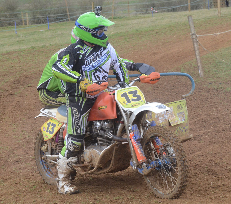 Northampton Classic Scramble Sproxton April 2016 www.classicdirtbikerider.com Photos by Eric Miles (15)