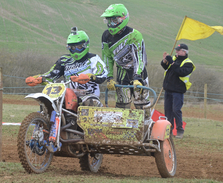 Northampton Classic Scramble Sproxton April 2016 www.classicdirtbikerider.com Photos by Eric Miles (16)