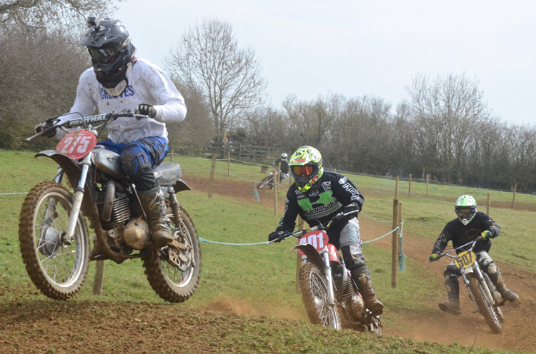 Northampton Classic Scramble Sproxton April 2016 www.classicdirtbikerider.com Photos by Eric Miles (21)
